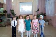 Победители районного конкурса чтецов- 2017