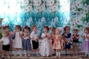Праздник мам в 1 младшей группе